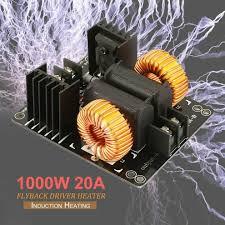 ZVS DC 12-<b>30V</b> 20A 1000W <b>Low Voltage</b> Induction Heating Board ...