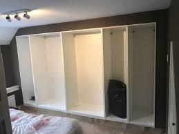 pax built in wardrobe for master bedroom