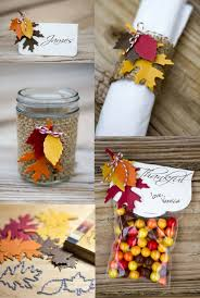 Fall Table Decorations With Mason Jars 100 Thanksgiving Table Settings To WOW Your Guests 77