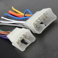universal car auto stereo cd player radio wire harness adapter universal car auto stereo cd player radio wire harness adapter connector cable for toyota subaru offaly gumtree classifieds 235967475