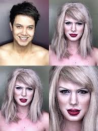 image via pochoy 29 on insram image via pochoy 29 on insram celebrity makeup transformation