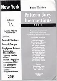 Ny Pattern Jury Instructions