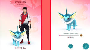 New Pokemon GO Update for iOS and Android: Buddy System, PoKemon GO Plus  and More