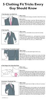 1 Like No Other Size Chart 25 Life Changing Style Charts Every Guy Needs Right Now