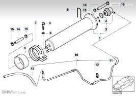 might we be able to list pics realoem diagrams ok of all that broken vacuum hose goes to fuel filter pressure regulator 13 on that diagram