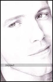 drawing of ben affleck   Brooke Duhe   Flickr