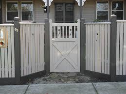 image of picket fence design ideas
