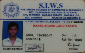 Collegedunia College Nilesh com Mumbai Kanse's Review On Siws