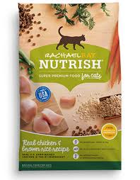 Natural Cat Food Nutrish