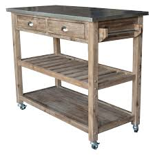 The Best Kitchen Serving Cart Granite Top Island Picture For