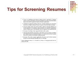 Amazing Screening Resumes Gallery - Simple resume Office Templates .