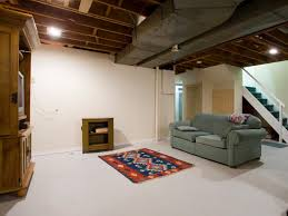 Impressive Basement Ideas On A Budget  CageDesignGroup - Ununfinished basement before and after
