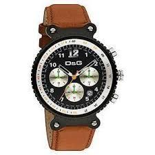 dolce gabbana men s rhythm collection light brown leather dolce gabbana men s rhythm collection light brown leather chronograph watch dw0304