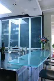 frosted glass cabinets gorgeous kitchen decorating