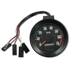 chevrolet blinker tachometer 6000 rpm redline 1967 chevrolet blinker tachometer 6000 rpm redline