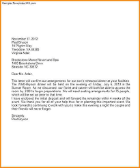 Official Letter Head Format Formal Business Letter Format With Letterhead Examples And