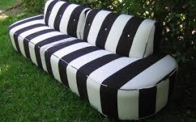 black and white striped furniture. more inspiration apartments elegant black and white striped couch furniture a