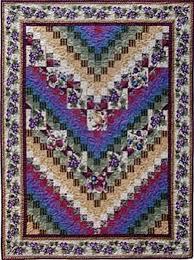 Bargello Quilt Patterns Awesome Big Block Bargello Quilt Pattern DW48 Beginner