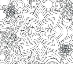 Geometric Pattern Coloring Pages Pattern Coloring Page Printable