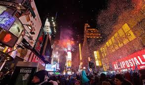 10 Top Places to Go for New Year
