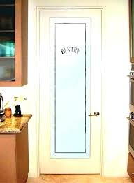 glass interior doors interior doors with frosted glass frosted glass interior doors half door pantry for