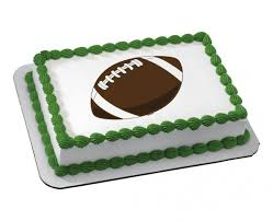 Image result for cake with football design