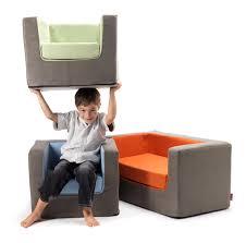 modern kids cubino chairs  furniture by monte design  canada