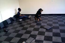 garage floor tile wonderful rubber flooring for garage diamond grid tiles snap together garage floor tiles garage floor tile