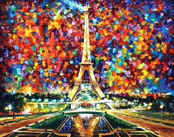 art is my life and i paint every single day it makes me happy to see people enjoying my art says leonid afremov