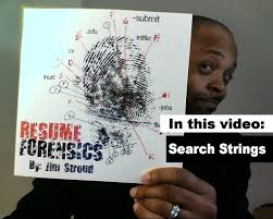 resume forensics how to create search strings for finding resume forensics how to create search strings for finding resumes