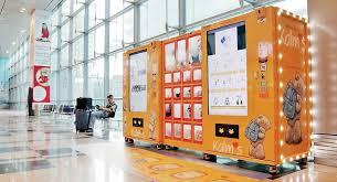 Rent Vending Machine Singapore Unique Quick Fix Struggling Singapore Retailers Turn To Vending Machines