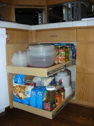 Sliding Drawers For Kitchen Cabinets New Custom Diy Pull Out Shelves