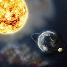 Distance To Saturn In Light Minutes Distances Of The Planets From The Sun In Light Years Sciencing