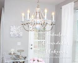 chandelier makeover fabulous vintage chandelier makeover chalk paint chandelier dear restoration hardware pottery barn chandelier brass
