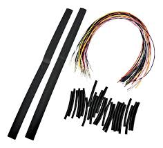harley handlebar wiring harness harley image la choppers handlebar extension wiring kit for harley 2007 2013 on harley handlebar wiring harness