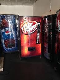 Dr Pepper Vending Machine Gorgeous 48 X DR Pepper Soda Vending Machine WCoin Bill Acceptor Vendo 48
