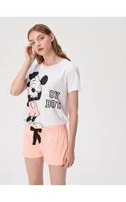 <b>Пижама</b> из двух предметов <b>Mickey Mouse</b>, SINSAY, WD265-00X