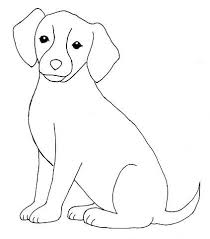 create your own dog drawing step by step to begin start with the largest basic shape you see the dog s body the body is a slanted oval