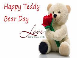 teddy bear day 2020 es wishes