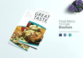 Free Food Menu Template Amazing Takeaway Menu Template Free Vintage Restaurant Templates For Flyers