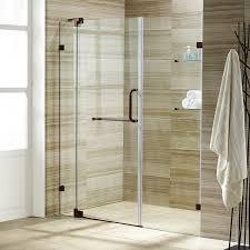 full size of shower design astonishing flowy frameless pivot shower door in wow decorating home