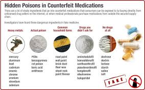 type of drugs 5 kinds of poisons found in counterfeit drugs partnership for safe