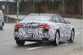 audi a4 2015 spy. Beautiful Spy 2015 Audi A8 Facelift Spy Shots Intended A4 Spy