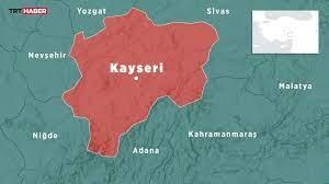 Kayseri'de 4,6 büyüklüğünde deprem - Son Dakika Haberleri