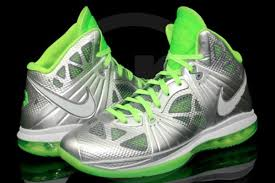 lebron 8 dunkman. detailed look at nike lebron 8 ps mean greensilver dunkman lebron u