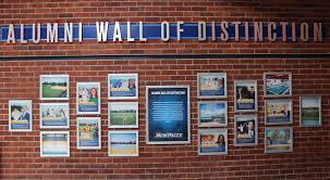alumni wall of distinction 2018