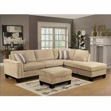 Taupe Living Room Furniture Esofastore Sectional Modern Living Room Sofa Couch Reversible