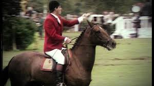 Harvey Smith and the famous Hickstead v-sign on Vimeo