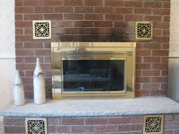photo 1 of 5 cleaning soot from fireplace brick 1 how to clean soot from fireplace brick