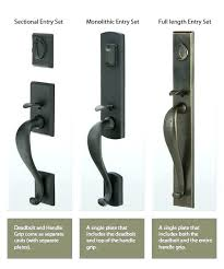 entry door handlesets. Keyed Entry Door Knob Exterior Hardware How To Choose Front Handlesets
